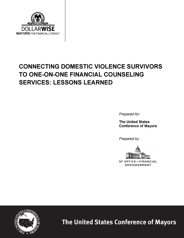 DollarWise Domestic Violence Toolkit